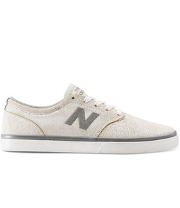 New Balance Numeric 345 Sea Salt with Thunder Shoes