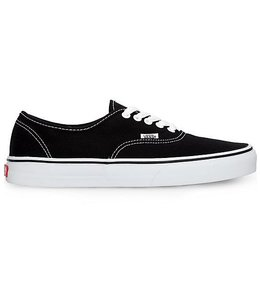 Vans Authentic Black and White Shoes