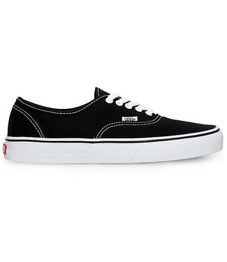 Vans Authentic Black/White Shoe