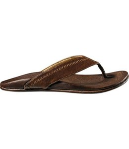 Olukai Hiapo Teak with Teak Sandals