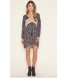Amuse Society Lana Grey Dress