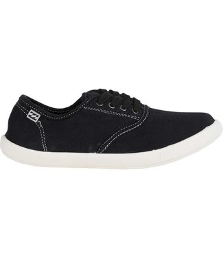 Billabong Addy Off Black Lace Up Shoes