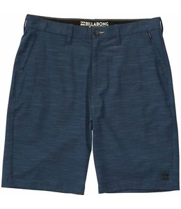 Billabong Crossfire X Slub Dark Slate Hybrid Shorts
