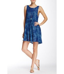 Amuse Society Marli Indy Blue Dress