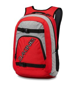 Dakine Explorer 26L Backpack in Red