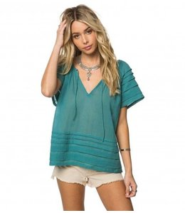 ONEILL Veda Brittany Blue Top