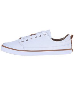 Reef Walled Low White Shoes