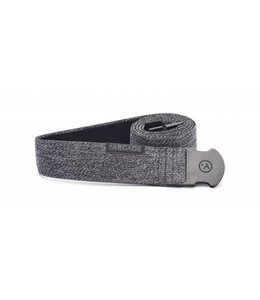 Arcade Belts, Inc. Foundation (Heather Black) Belt