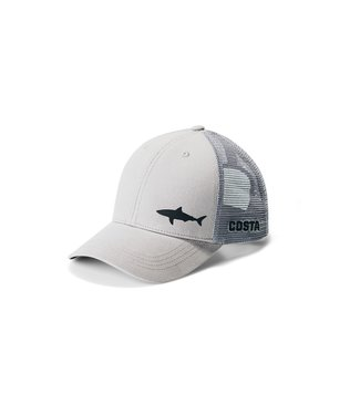 Costa Del Mar Ocearch Blitz Gray Hat
