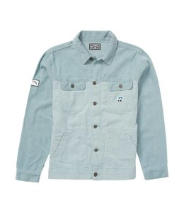 Billabong The Cord Dusty Blue Jacket