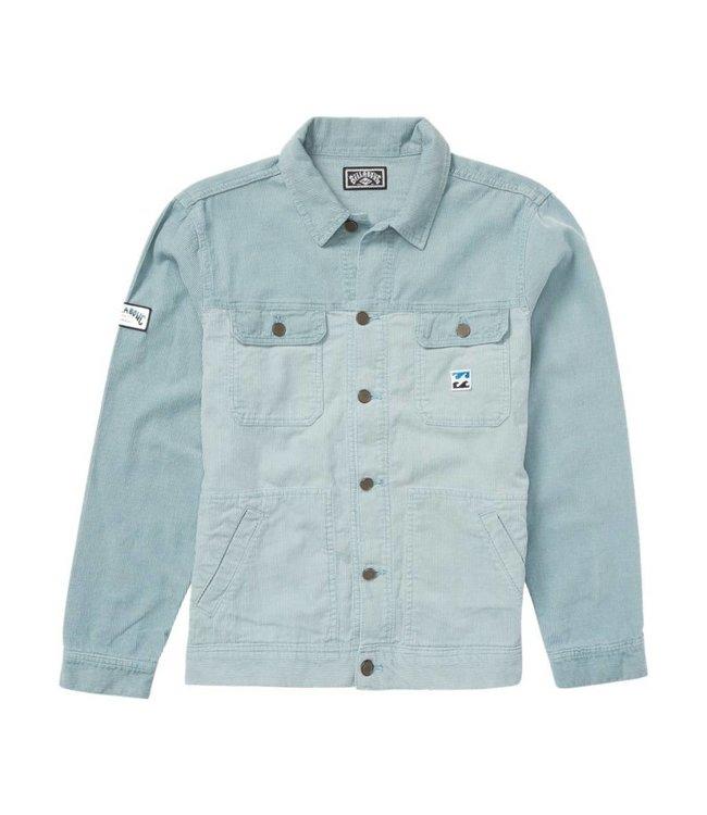 Billabong The Cord Dusty Blue Jacket