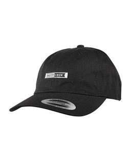 Salty Crew Flagged Black Dad Hat