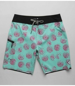 Roark Revival Savage Boardshorts in Mint