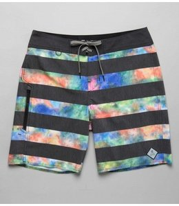 Roark Revival Stripoli Multi Boardshort
