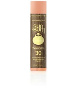Sun Bum SPF 30 Watermelon Lip Balm
