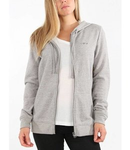 Vans Classified II Zip Hoodie in Frost Grey