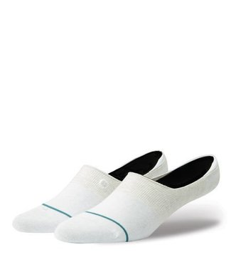 Stance Gamut White Invisible Socks