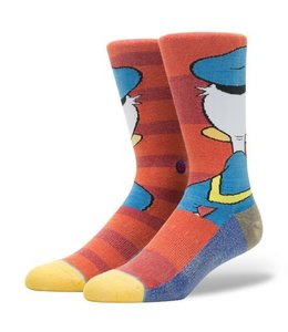 Stance Donald Duck Red Crew Socks