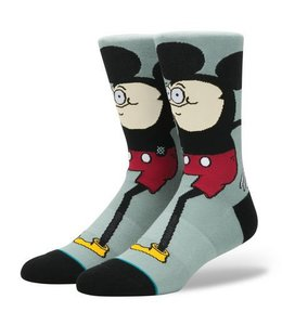 "Stance Jay Howell ""Mickey"" Blue Crew Socks"