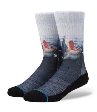 Stance Landlord Blue Crew Socks
