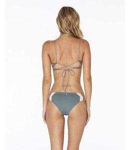 L*SPACE Barracuda Slated Glass Classic Bikini Bottom