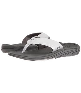 Reef Modern Grey and White Sandals