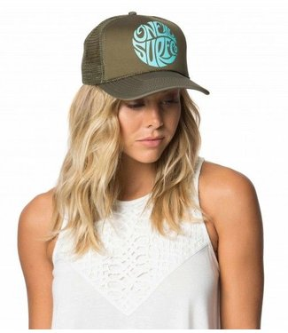 ONEILL Beach Day Olive Green Hat