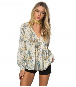 ONEILL Maria White Top