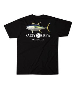 Salty Crew Ahi Black Tee