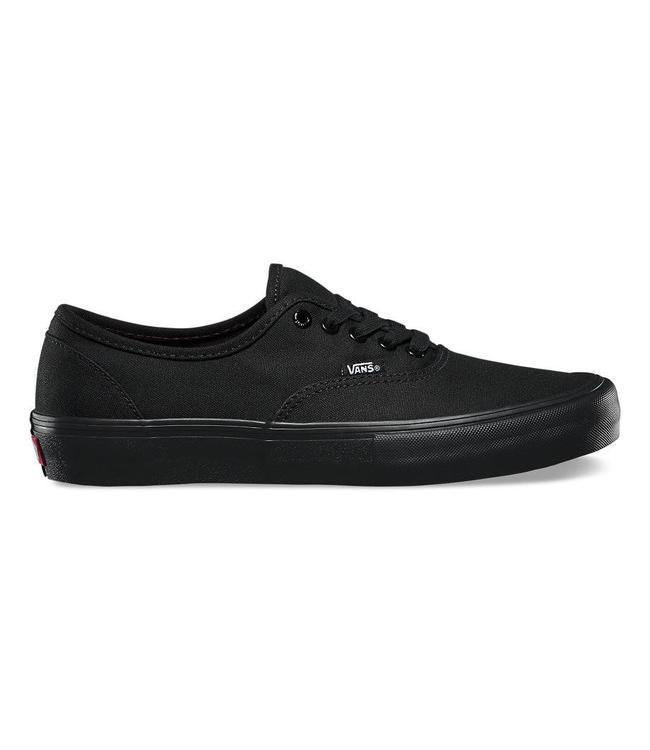 Vans Authentic Pro All Black Shoes