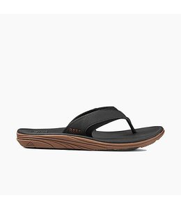 Reef Modern Black and Brown Sandals