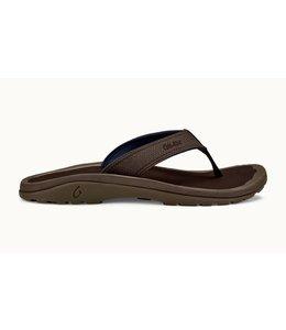 Olukai Ohana Dark Wood Sandals