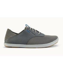 Olukai Nohea Moku Fog Charcoal  Shoes