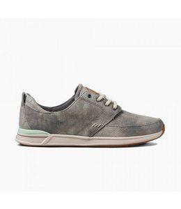 Reef Rover Low Gray with Silver Shoes