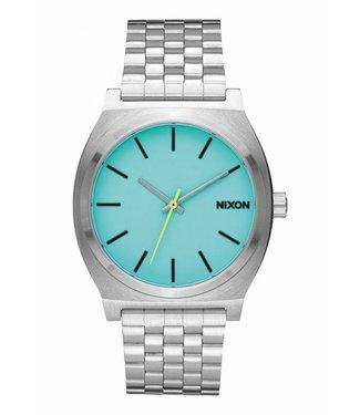Nixon Time Teller Seafoam Lum 37mm Watch