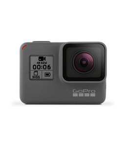GoPro Hero 6 Black Camera w/ 32gb SD Card