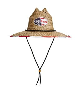 Hemlock Hat Co. Americana Lifeguard Hat