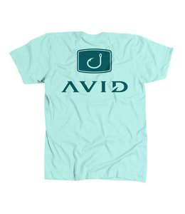 Avid Classic Short Sleeve Seafoam Pocket Tee