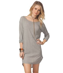 Rip Curl Premium Stripe Black/Grey Long Sleeve Dress