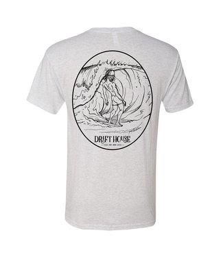 Drift House Drift House Surf Bum Vintage White Short Sleeve Tee