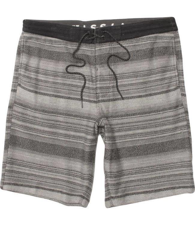 "VISSLA Viajero 20"" Sofa Surfer Black Shorts"