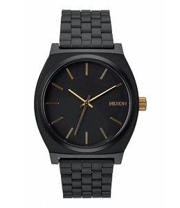 Nixon Time Teller Matte Black / Gold Watch