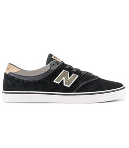 New Balance Numeric Quincy 254 Black/Green Shoes