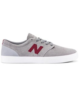 New Balance Numeric 345 Gunmetal with Sedona Shoes