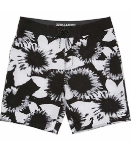 Billabong Sundays X Black/White Boardshorts