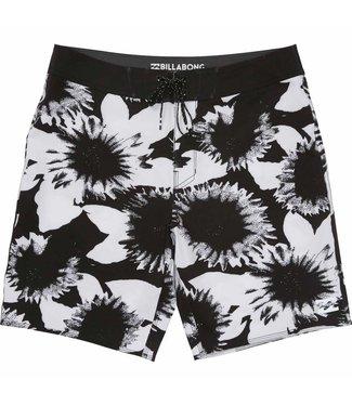 Billabong Sundays X Black/White Boardshorts