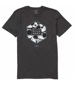 Billabong Access Black Heathered Tee