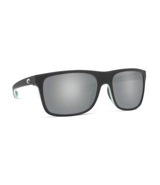 Costa Del Mar Remora Grey and Mint 580P Silver Lens Sunglasses