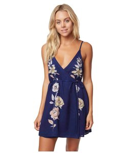 ONEILL Shawnie Deep Blue Dress