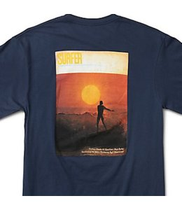 Reef x Surfer Fall Navy Tee